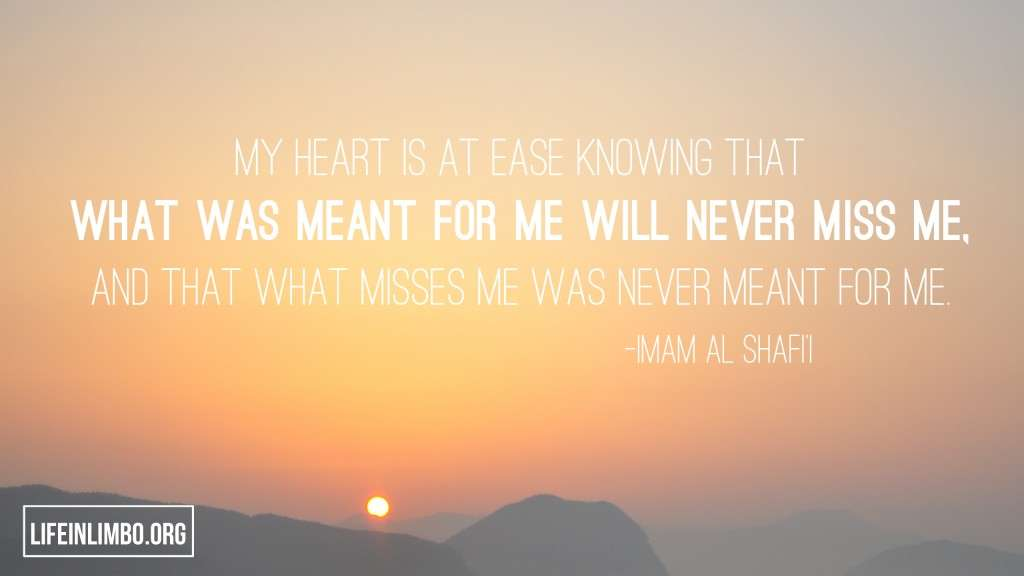 Free Wallpaper Download Imam Al Shafi'i Quote Life In Limbo Stunning Quote Wallpaper